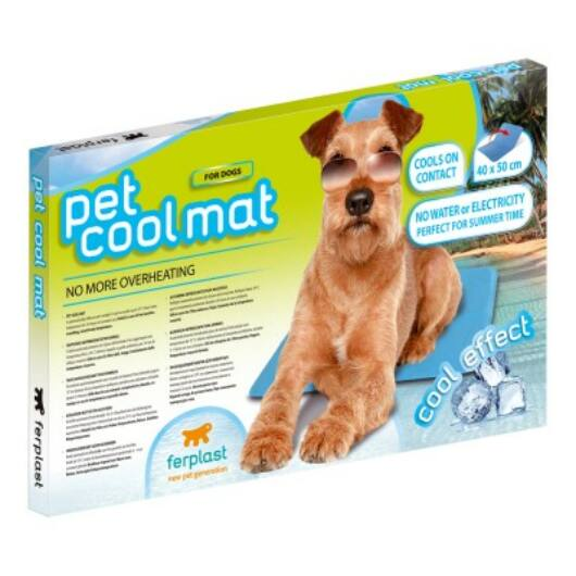 Ferplast Pet Cool Mat - hűsítő matrac 90x60 cm