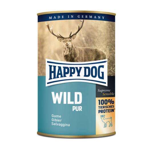 Happy Dog Wild Pur vadhús 400 gr