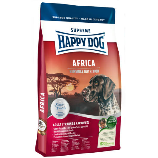 happy dog africa kutyatáp