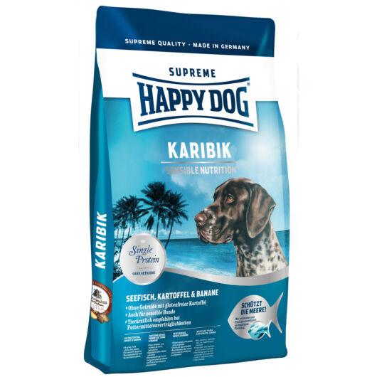 happy dog karibik kutyatáp