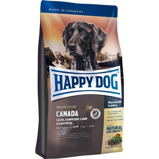 happy dog canada kutyatáp