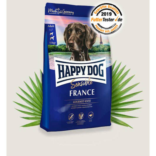 happy dog france kutyatáp