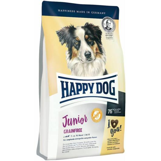 happy dog kutyatáp