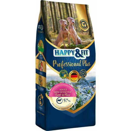 Happy&Fit Professional Plus Adult Mini Sensitive Lamb&Rice 18kg