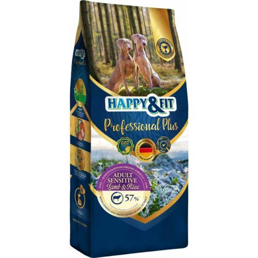 Happy&Fit Professional Plus Adult Sensitive Lamb&Rice 18kg