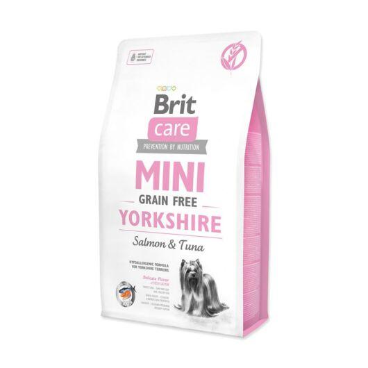 Brit Care Mini Yorkshire Salmon&Tuna 0,4
