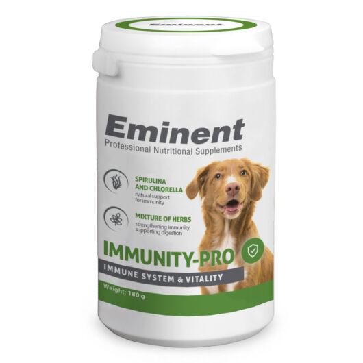 kutya immunity ámogató táplálákkiegészítő