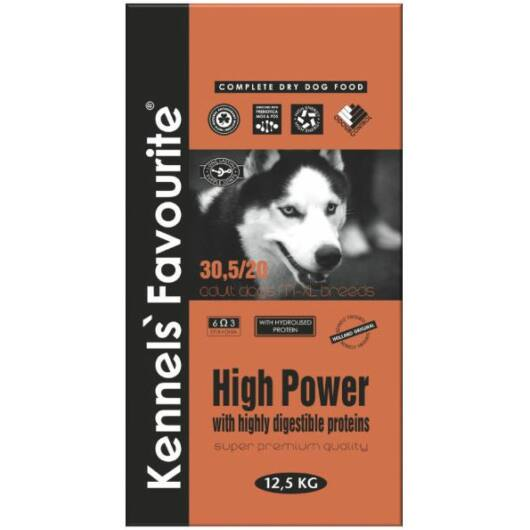kennels favourite high power