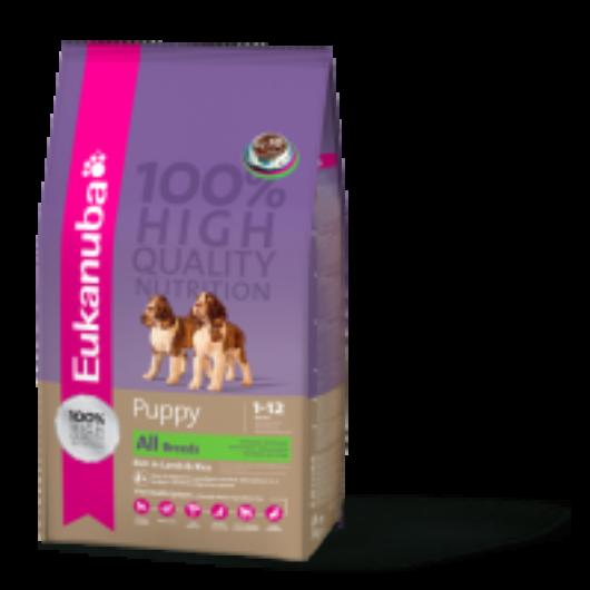 Eukanuba Puppy Rich in Lamb & Rice All Breed