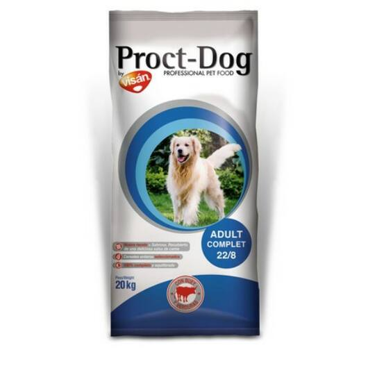 Visán Proct-Dog Adult Complete (22/8) 20 kg